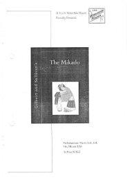 Mikado Program