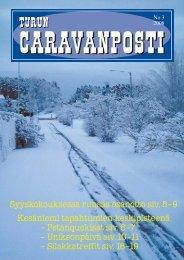 caravanposti 3 / 2008