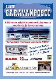 caravanposti 4 / 2008