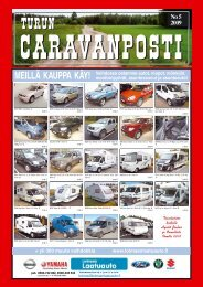 caravanposti 5 / 2009