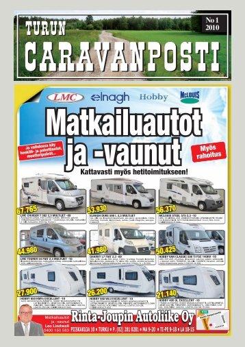 caravanposti 1 / 2010