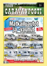 caravanposti 2 / 2010
