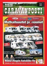 caravanposti 4 / 2010
