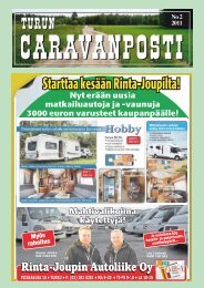 caravanposti 2 / 2011
