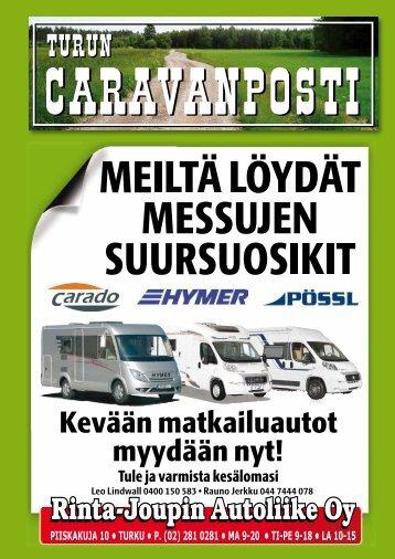 caravanposti 1 / 2012