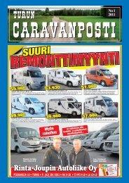 caravanposti 1 / 2011