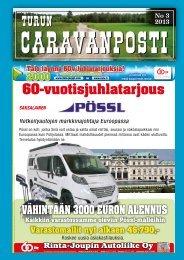 caravanposti 3 / 2013