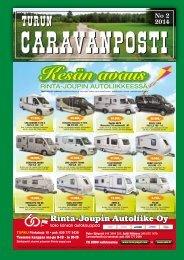 caravanposti 2 / 2014