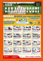 caravanposti 3 / 2014