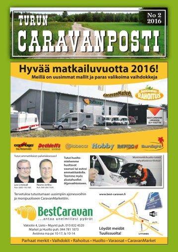caravanposti 2 / 2016