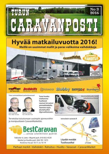caravanposti 3 / 2016