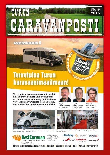 caravanposti 4 / 2016