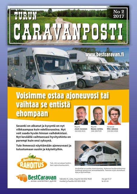caravanposti 2 / 2017