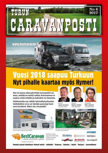 caravanposti 4 / 2017