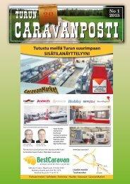 caravanposti 1 / 2015