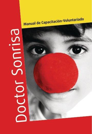 Manual de capacitación - Voluntariado