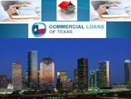TX Co-broker in Commercial Loan