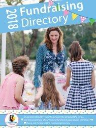 Fundraising Directory 2018 - Digital Version