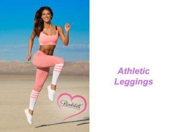 Athletic Leggings for women's at Bombshell Sportswear