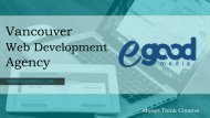 eGoodMedia  - Vancouver Web Development Agency