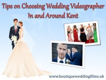 Wedding Video UK