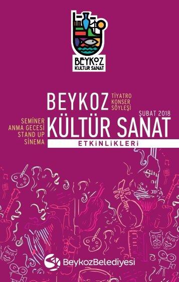 Beykoz Kültür Sanat - Şubat 2018