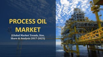 Global Process Oil Market Revenue & Outlook 2025