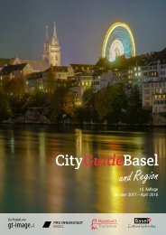 City Guide Basel_DE