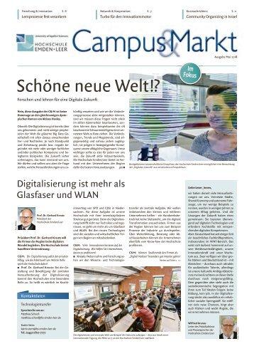 Campus & Markt Mai 2018