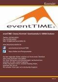 Katalog eventTIME - Seite 2