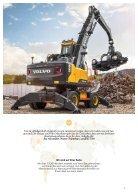 Volvo Mobilbagger EW240E MH Datenblatt - Produktbeschreibung - Page 3