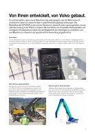Volvo Mobilbagger EW240E MH Datenblatt - Produktbeschreibung - Page 7