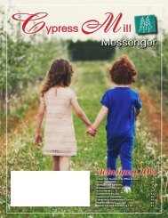 Cypress Mill February 2018