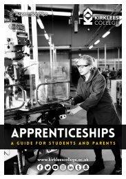 Apprenticeships guide 2018