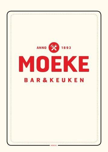 Moeke Bar & Keuken Diner