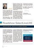 insider 2018/1 - Das Endkundenmagazin der SelectLine Software - Page 2
