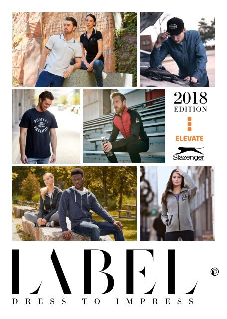 LABEL DRESS TO IMPRESS 2018