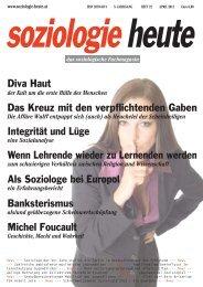 soziologie heute April 2012