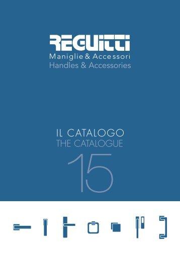 Catalogo Listino Reguitti 2015