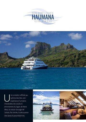 Brochure Haumana 2018 FR