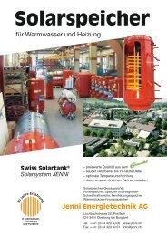 Solarspeicher - System Sonne GmbH