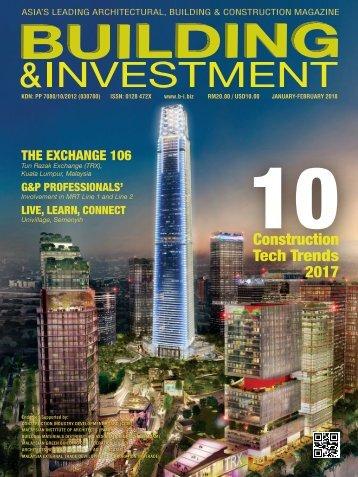 Building Investment (Jan - Feb 2018)