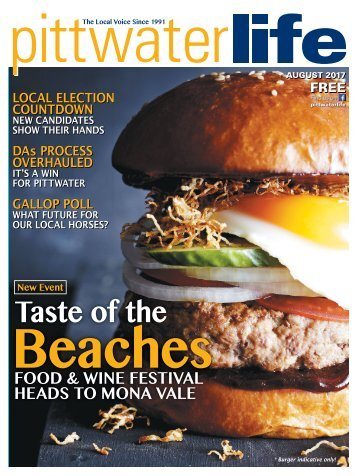 Pittwater Life August 2017 Issue