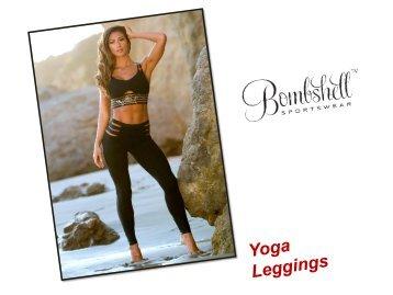 Online Shop of Yoga Leggings– BombshellSportswear.com
