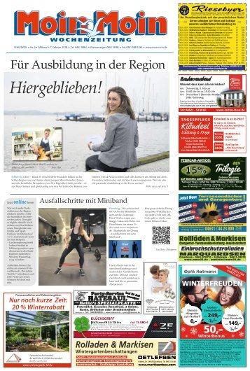 MoinMoin Schleswig 06 2018