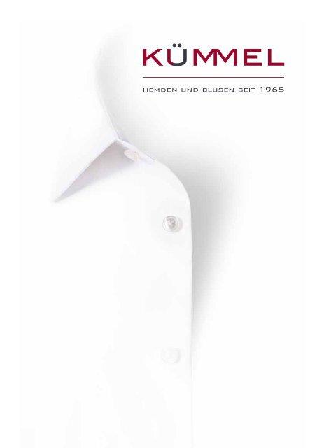 Kümmel Hemden und Blusen seit 1965