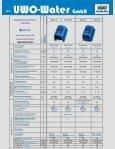 UWO-Water Broschüre Inverter/Frequenzumrichter - Seite 2