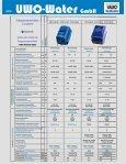 UWO-Water Broschüre Inverter/Frequenzumrichter - Seite 4