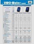 UWO-Water Broschüre Inverter/Frequenzumrichter - Seite 5