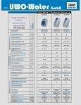 UWO-Water Broschüre Inverter/Frequenzumrichter - Seite 6